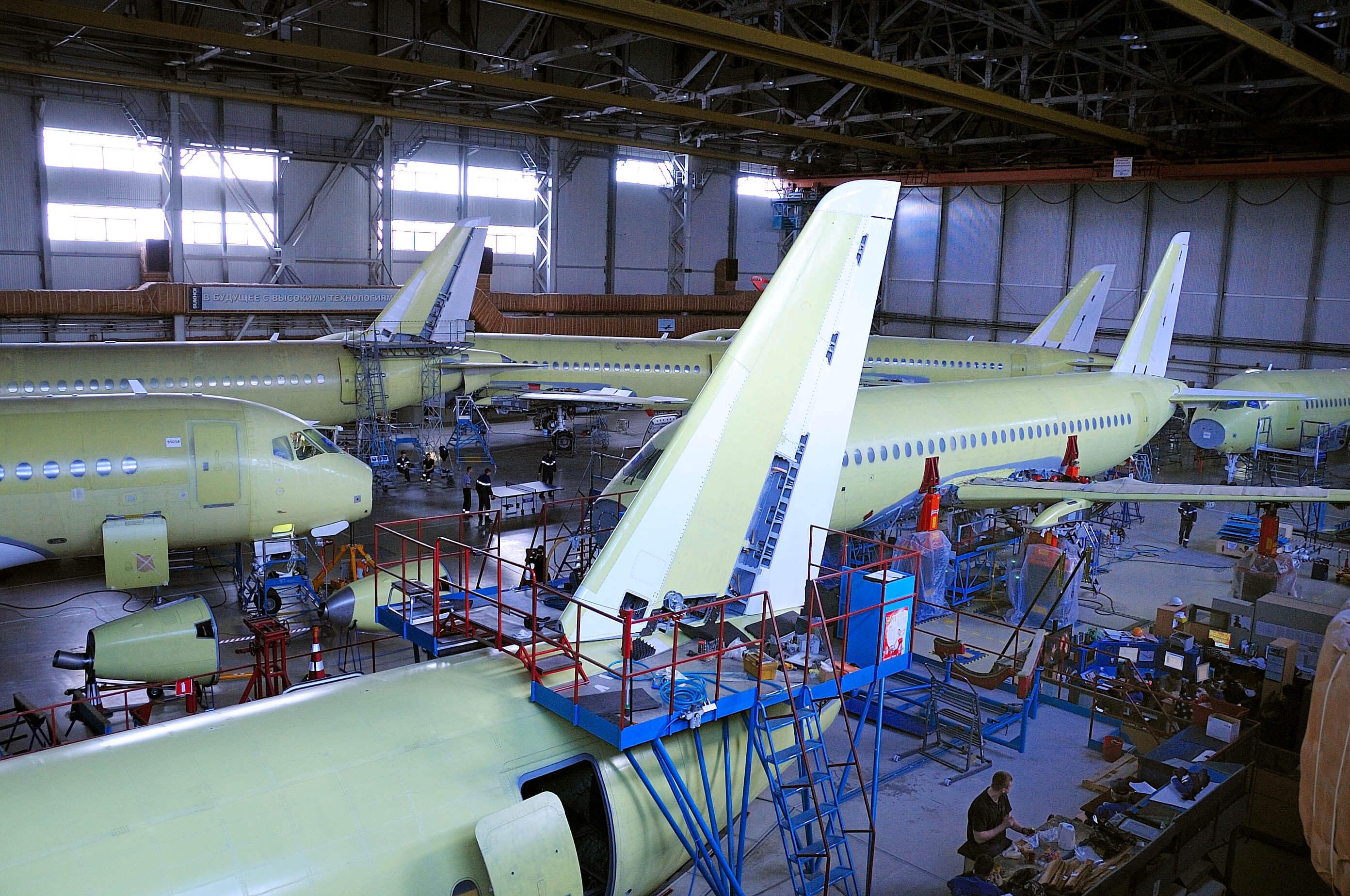 Как грамотно в России возродили авиастроение