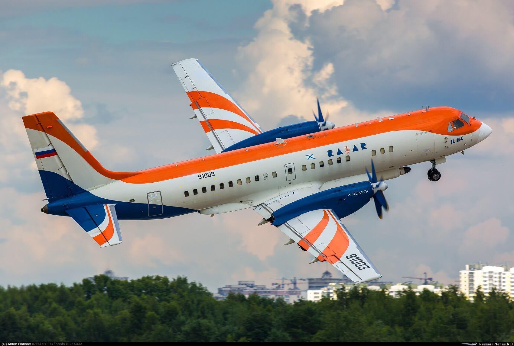 Предновогодняя сказка: «Ангара», МС-21, теперь Ил-114-300