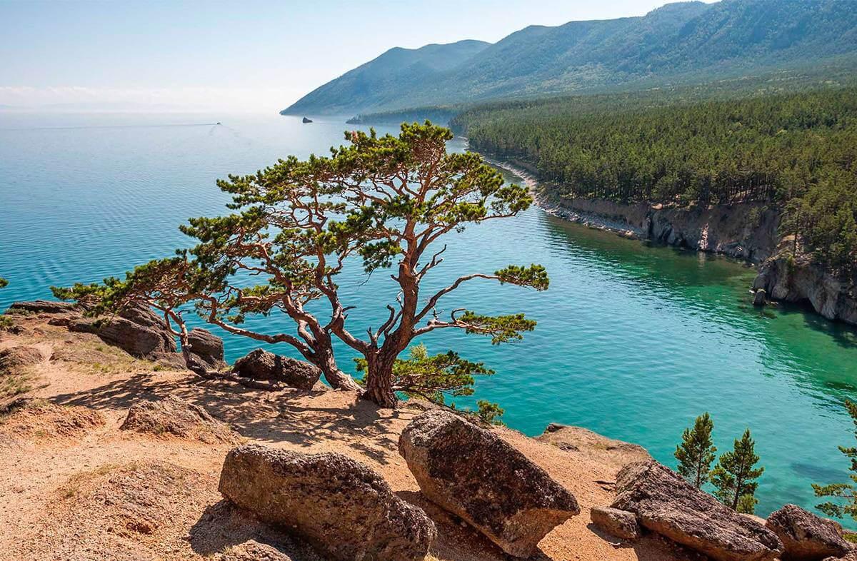 Байкал – прекрасное место в России, обязательное для посещения