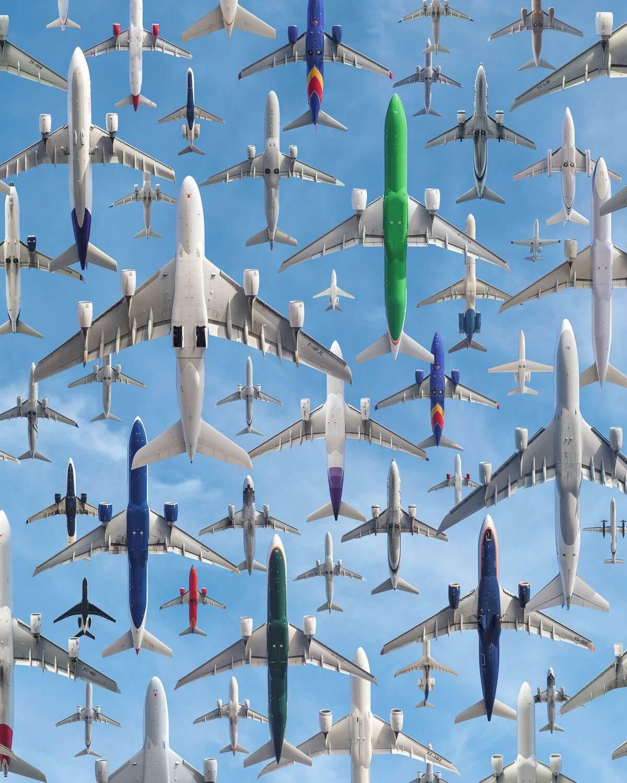 Новые маршруты авиаперелетов