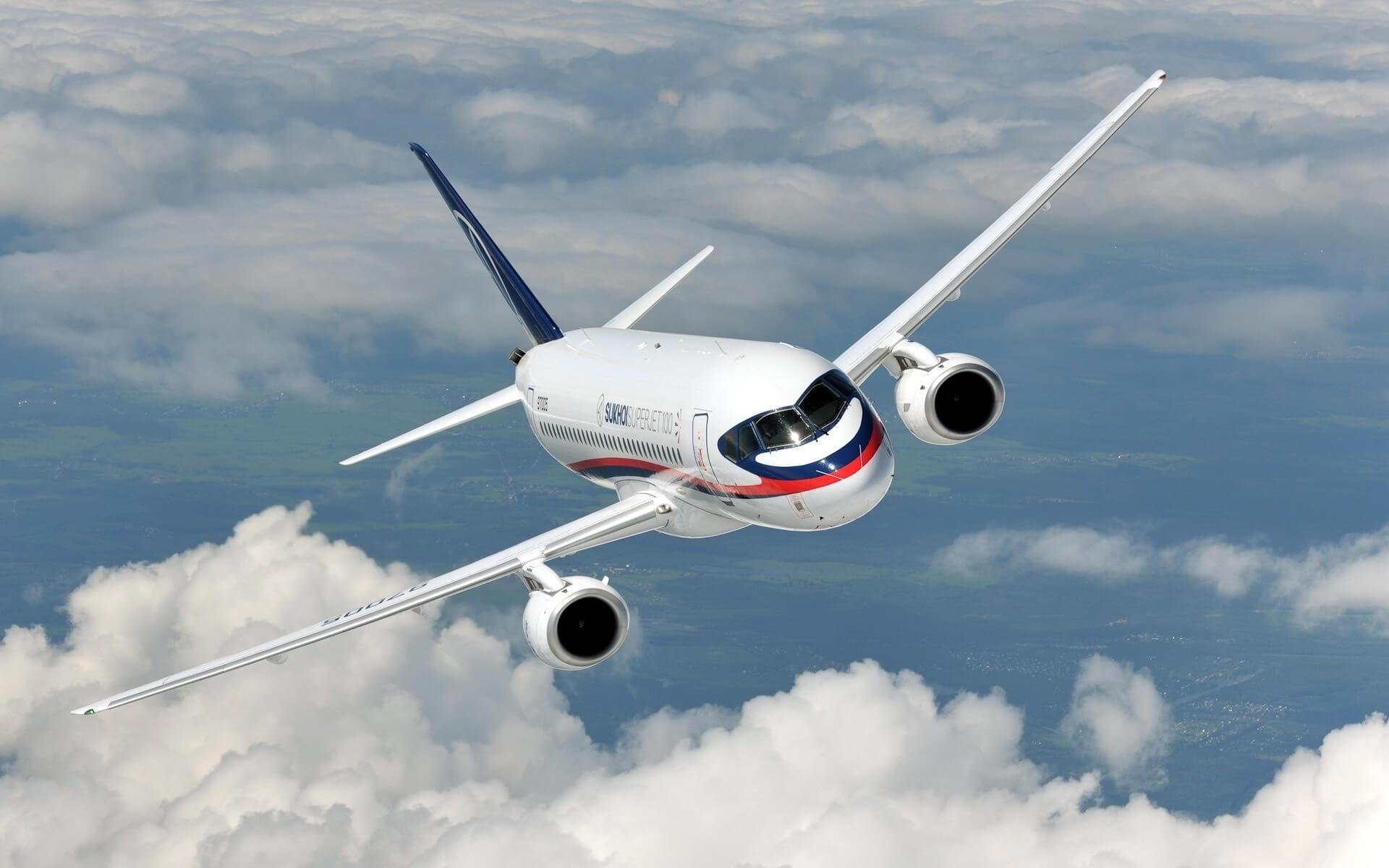 Sukhoi Superjet 100 – история регионального самолета