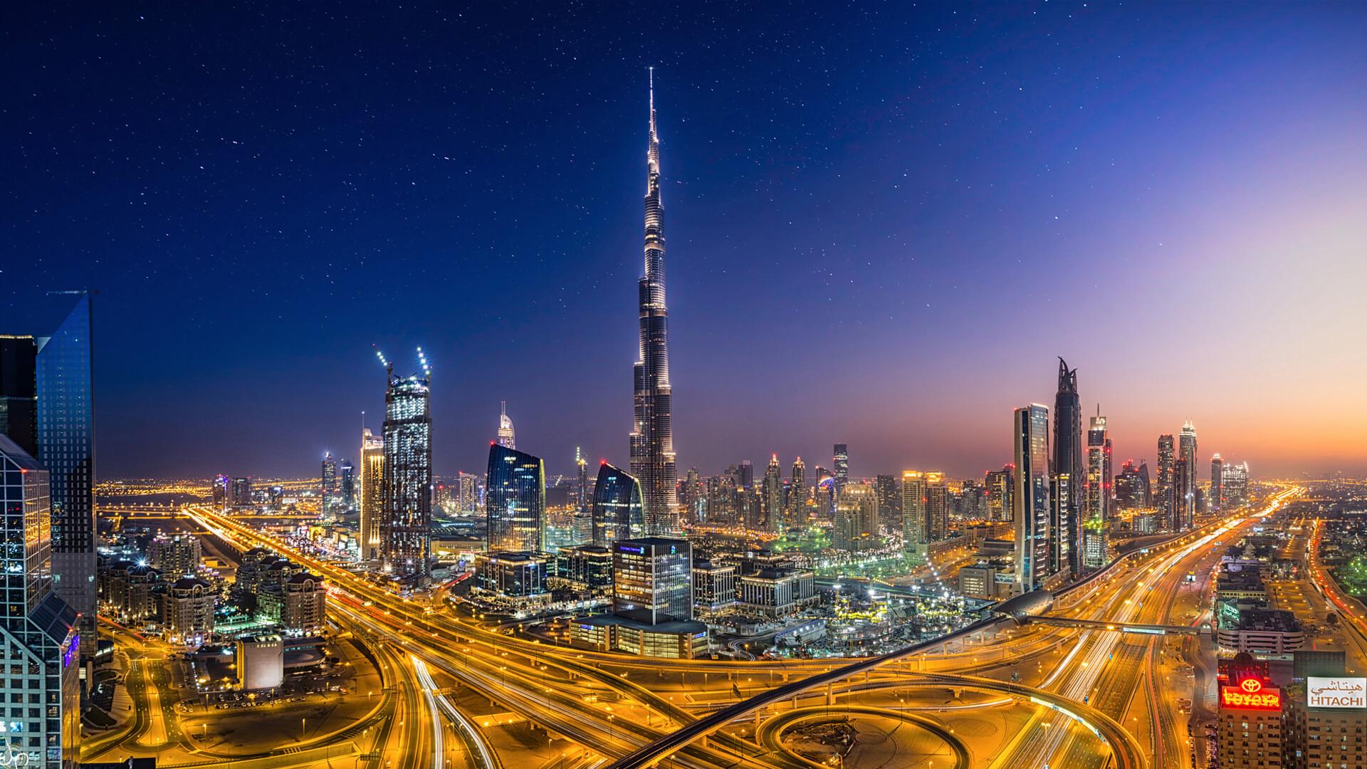 Роскошный отдых в Дубае