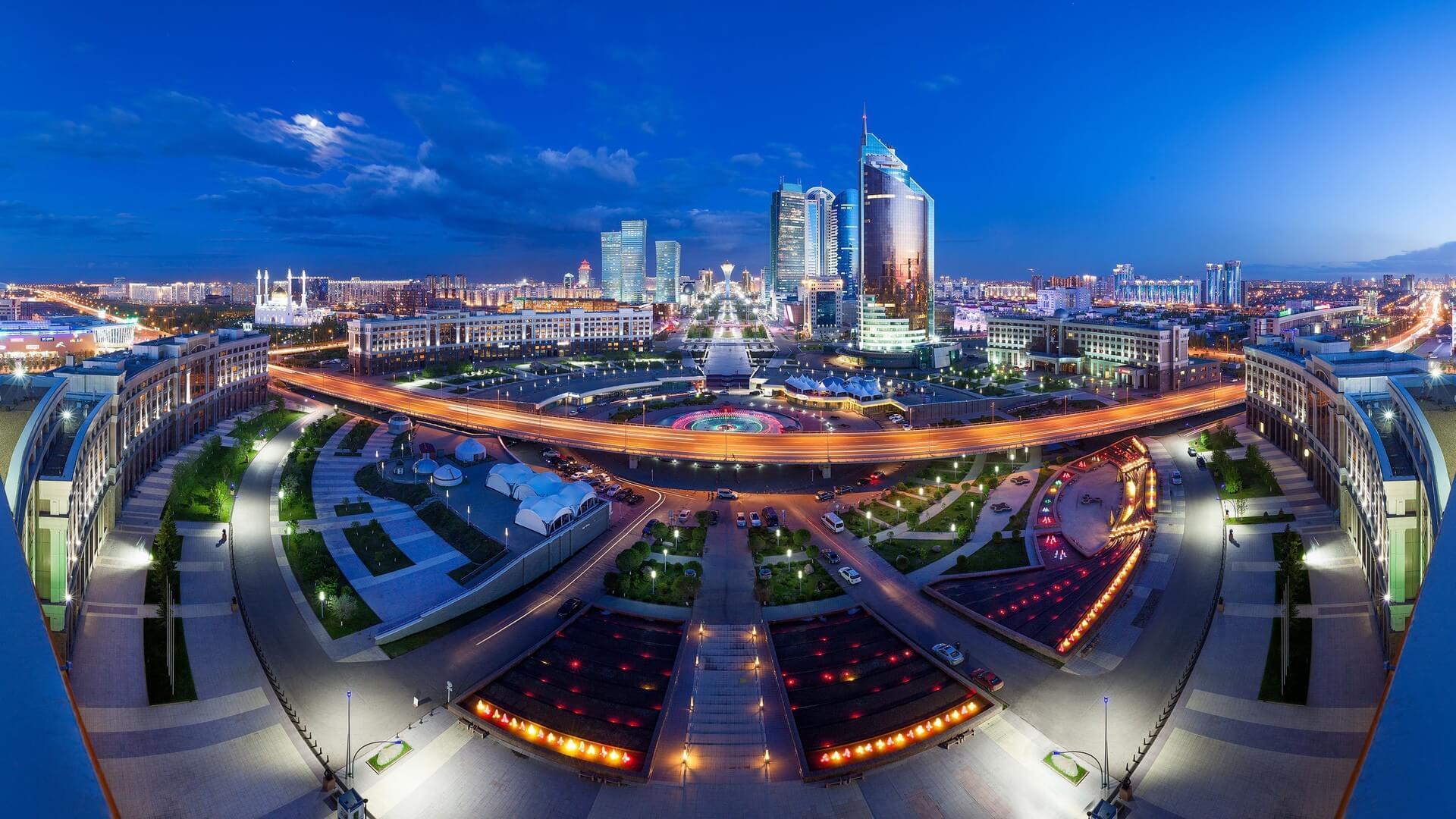 Путешествуем по Казахстану