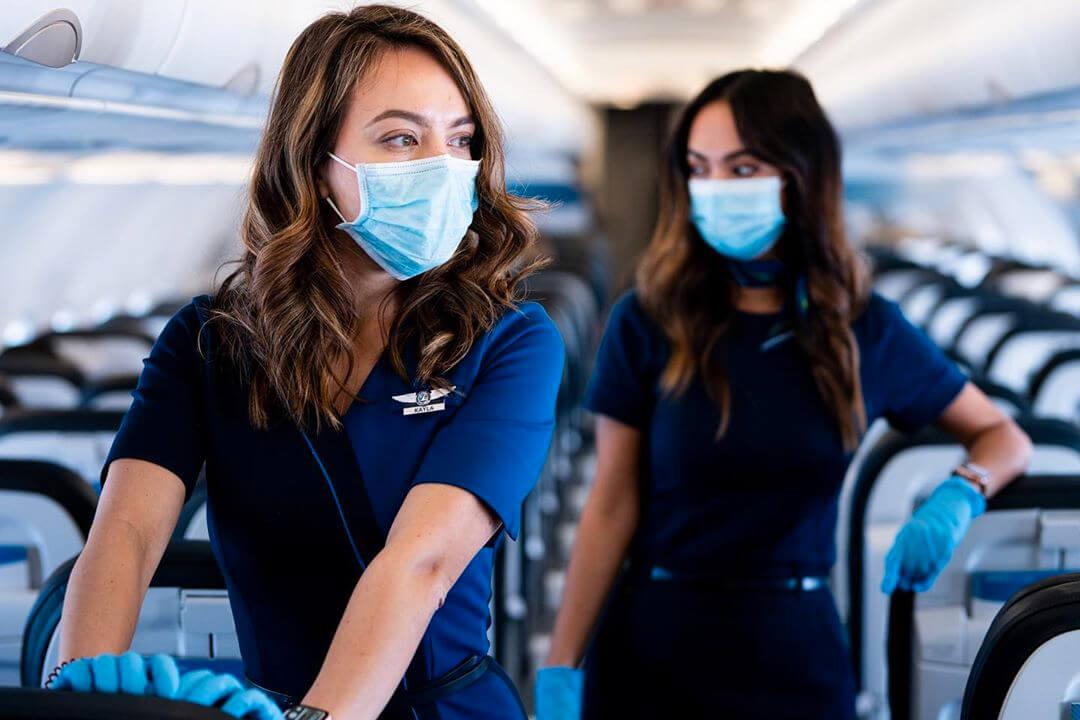 Масочный режим в самолете – что важно знать