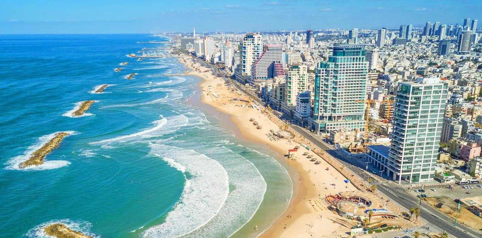 Великолепный Израиль: пляжный отдых, паломничество и лечение
