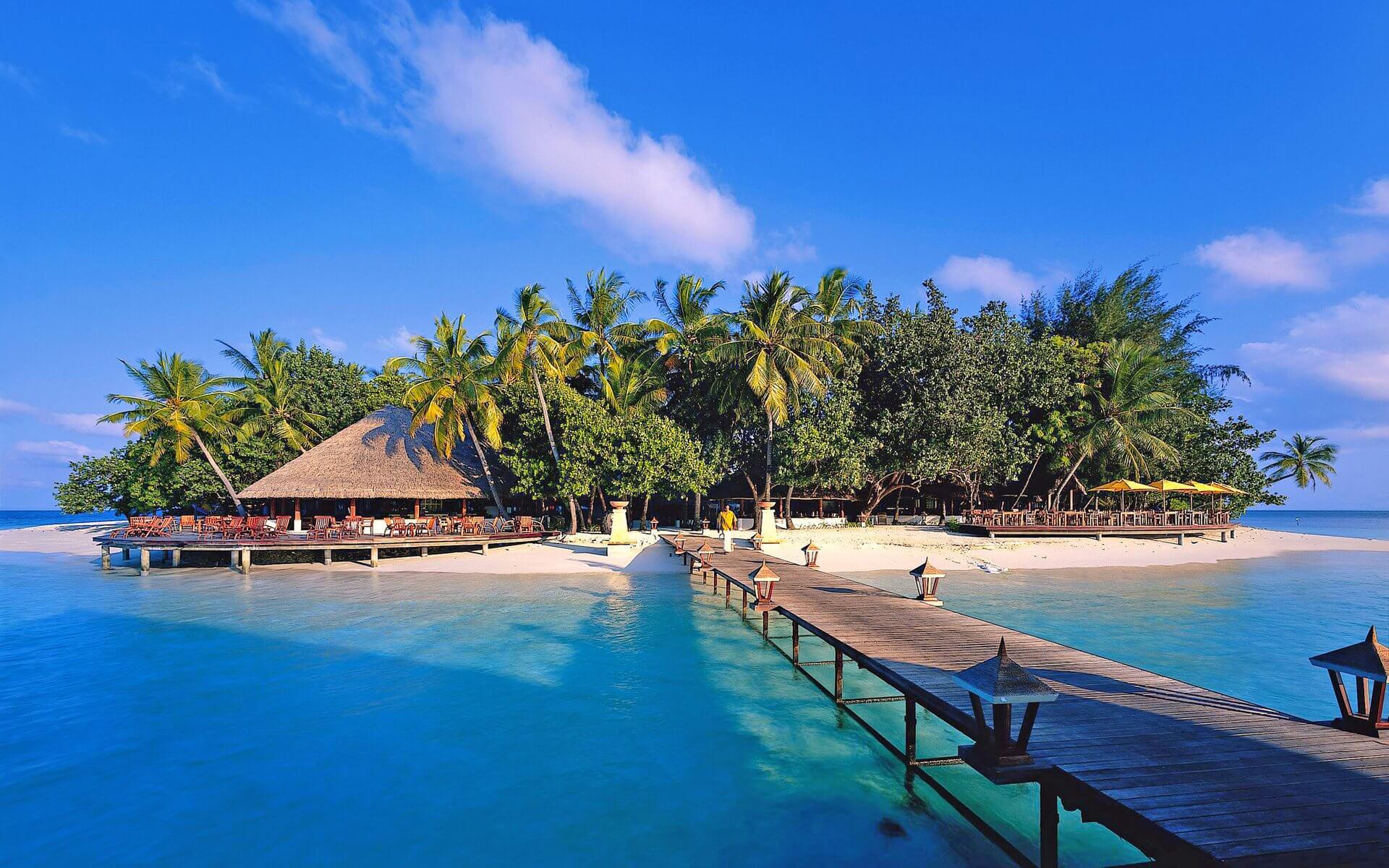 Путешествие в сказочные Мальдивы