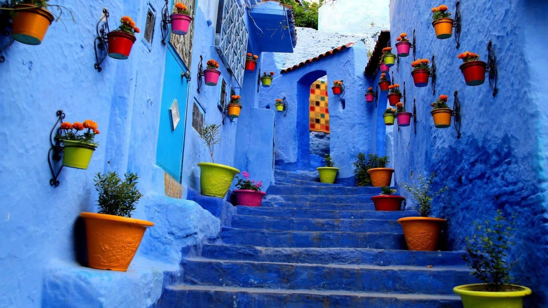 Путешествуем по Марокко
