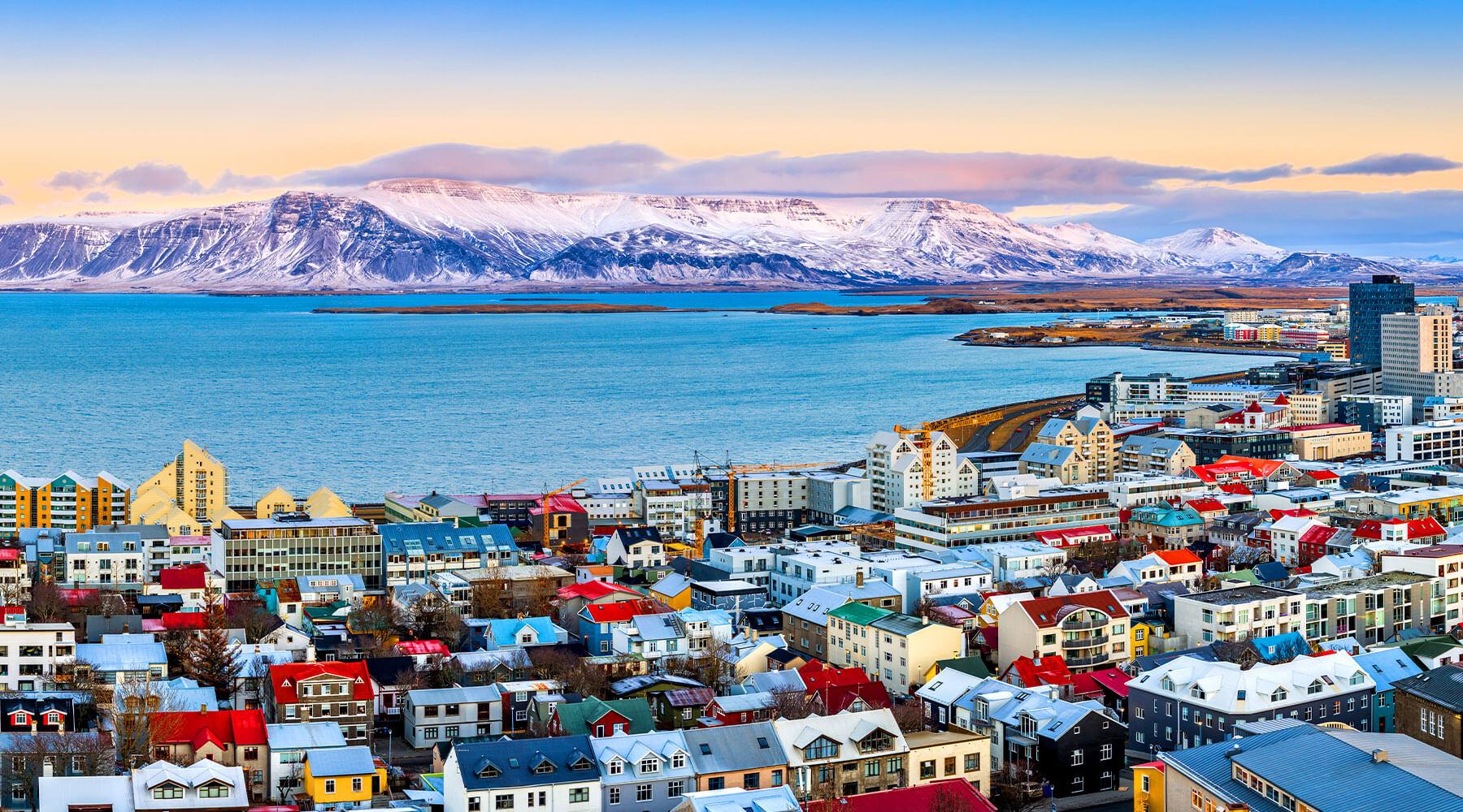 Исландия – страна вулканов и озер