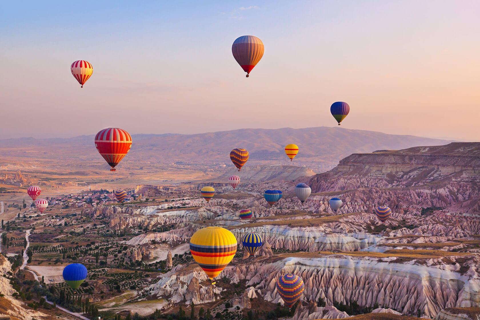 Волшебный отдых в Турции