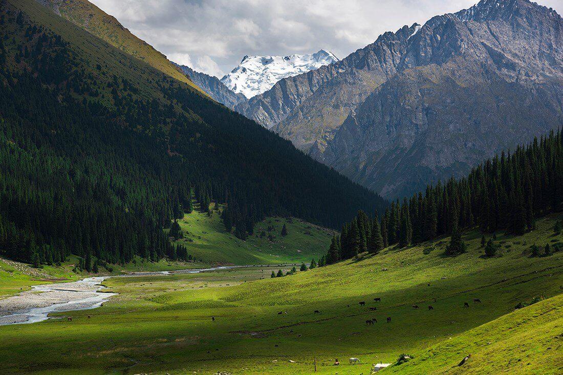 Путешествие в Киргизию