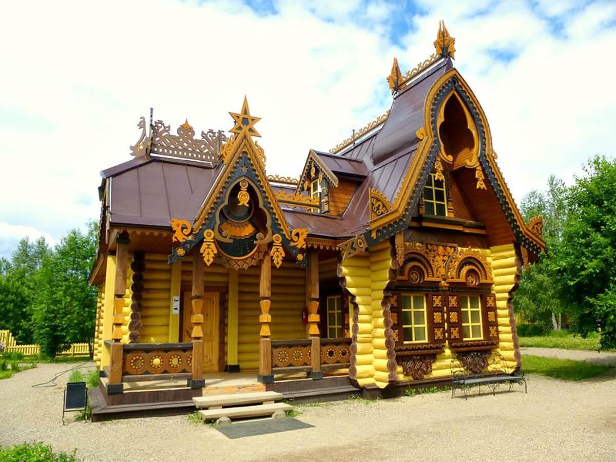 Необычные места в России для отпуска