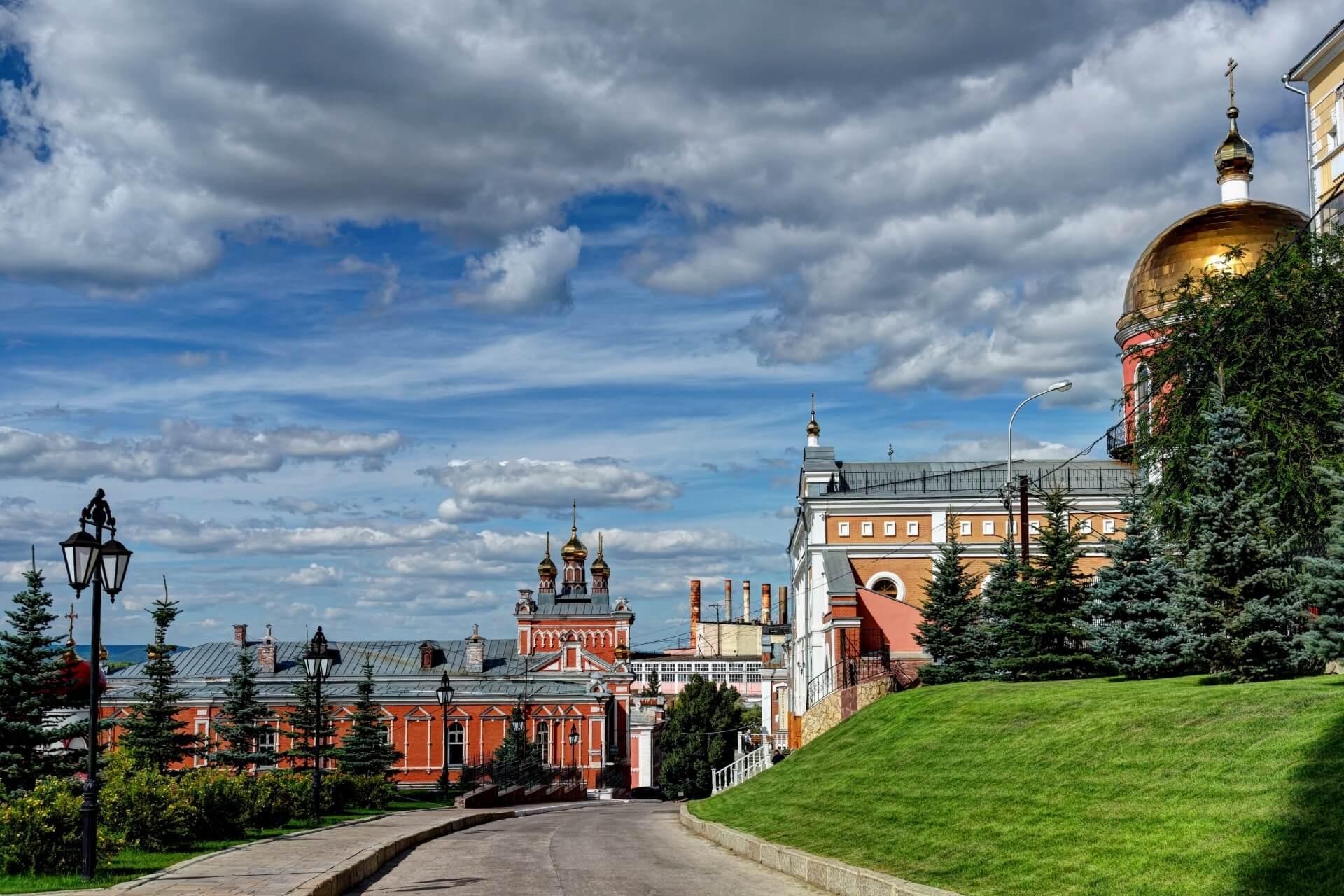 Путешествуем по России: Самара