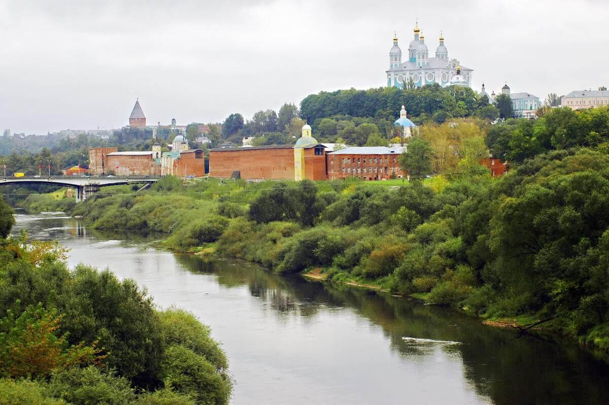 Путешествуем по России: Смоленск
