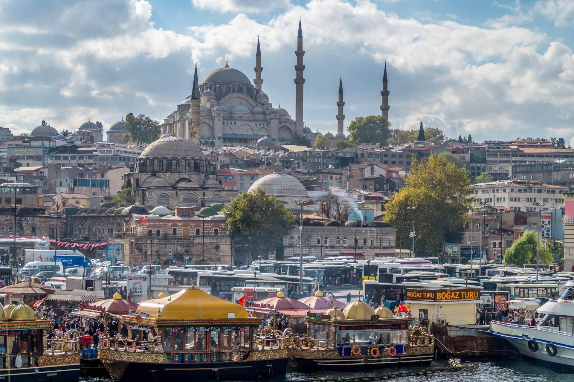 Как подготовиться к путешествию в Турцию когда авиабилеты уже на руках?